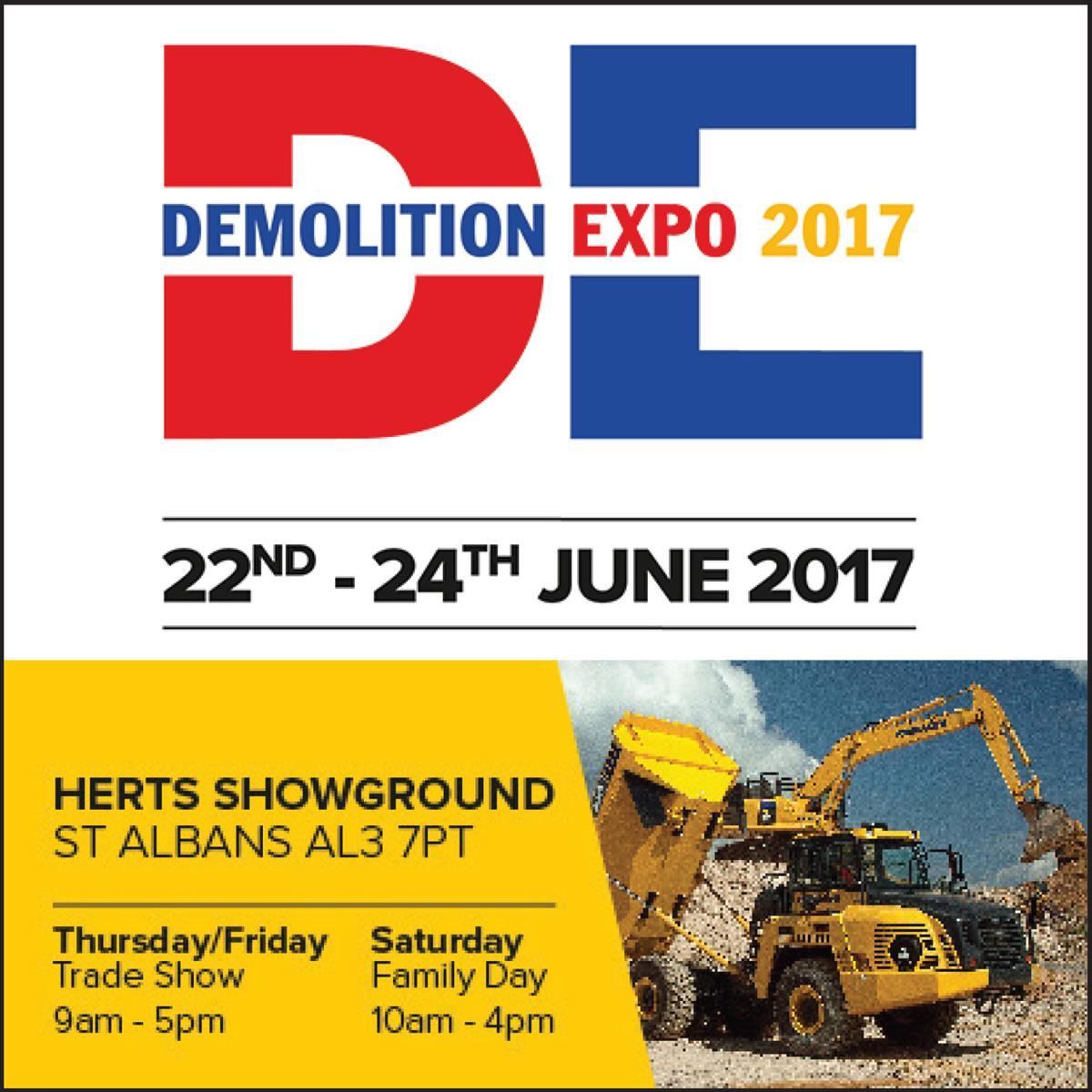 Meet The Team At Demolition Expo