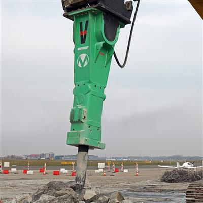 Montabert Heavy Range 2 Speed Hydraulic Breakers