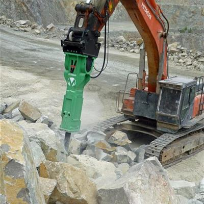 Montabert Heavy Range Variable Hydraulic Breakers