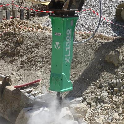 Montabert XL Line Hydraulic Breakers