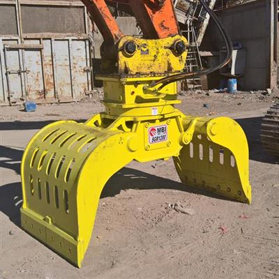 MBI SGR1200 - Hydraulic Rotating Grapple