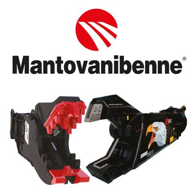 Mantovanibenne Hydraulic Attachments