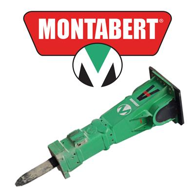 Montabert Hydraulic Breakers