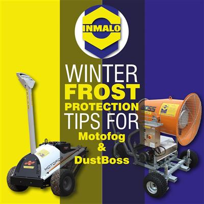 Winter Frost protection Tips For Your Dust Suppression Systems