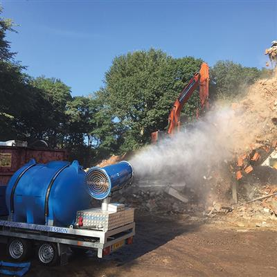 Inmalo adds MB Dust Control & Suppression for extended range